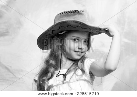 beauty and fashion, childhood and happiness, west and discovery, cowboy police poster