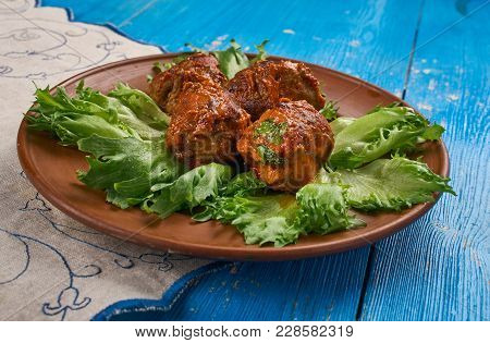 Chicken Ktzitzot -  Israeli Ground Meat Patty Made With Either Beef Or Chicken