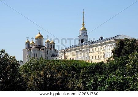 Cathedrals of the Vladimir Kremlin