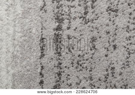 Gray Carpet Pattern Texture. Carpet Texture Fabric Wool Floor Mat Textile Gray Concept