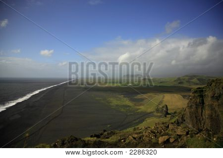 Cliff Top View