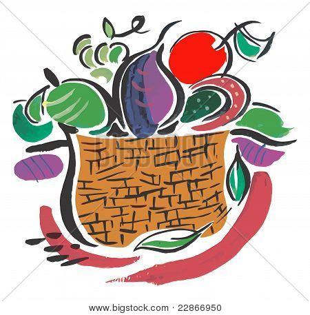 Fruit Basket.eps