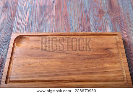 Chopping Board. Wooden Board. Kitchen Chopping Board
