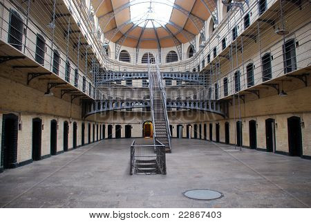 Kilmainham Gaol - vecchia prigione di Dublino