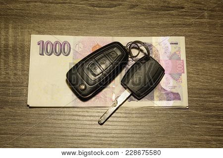 The Concept Of Selling And Buying A Car