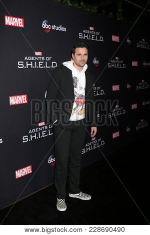 LOS ANGELES - FEB 24:  Brett Dalton at