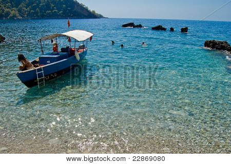 Lycian pirates bay