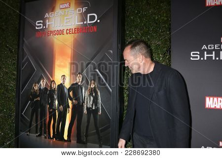 LOS ANGELES - FEB 24:  Clark Gregg at