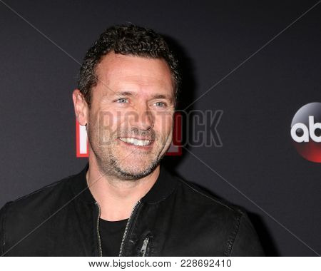 LOS ANGELES - FEB 24:  Jason O'Mara at