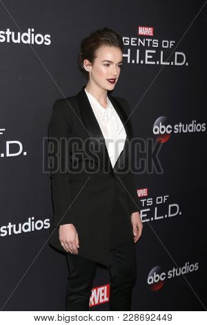 LOS ANGELES - FEB 24:  Elizabeth Henstridge at