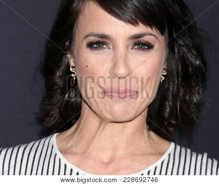 LOS ANGELES - FEB 24:  Constance Zimmer at