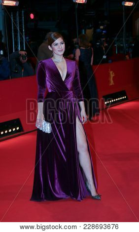 Shaina Magdayao attends the closing ceremony during the 68th Berlinale International Film Festival Berlin at Berlinale Palast on February 24, 2018 in Berlin, Germany.