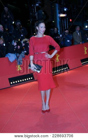 Annabelle Mandeng attends the closing ceremony during the 68th Film Festival Berlin at Berlinale Palast on February 24, 2018 in Berlin, Germany