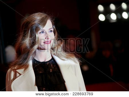 Cecile de France attends the closing ceremony during the 68th Berlinale International Film Festival Berlin at Berlinale Palast on February 24, 2018 in Berlin, Germany