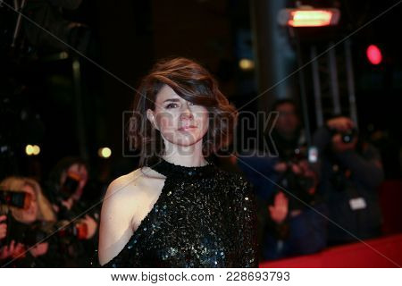 Malgorzata Szumowska attends the closing ceremony during the 68th Berlinale International Film Festival Berlin at Berlinale Palast on February 24, 2018 in Berlin, Germany.