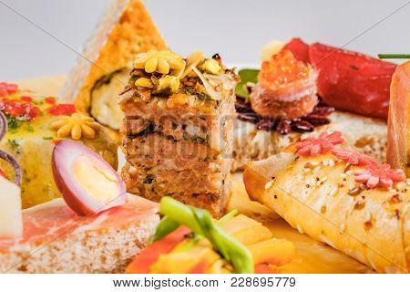 Wedding food restaurant