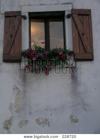 Window And Shutter