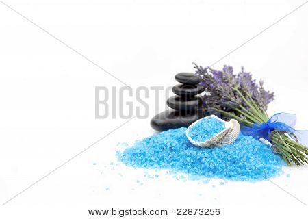 Lavender Salt