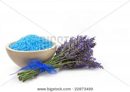 Spa Salt And Lavender
