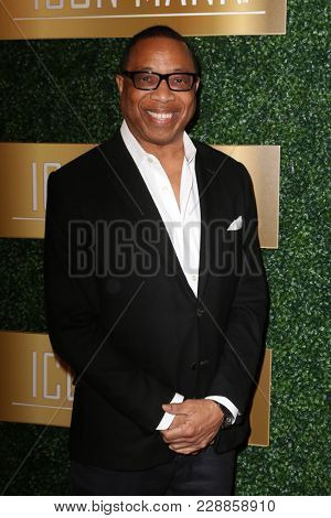 LOS ANGELES - FEB 27:  Hayma Washington at the 6th Annual ICON MANN Pre-Oscar Dinner at Beverly Wilshire Hotel on February 27, 2018 in Beverly Hills, CA
