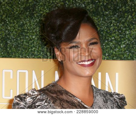 LOS ANGELES - FEB 27:  Nia Long at the 6th Annual ICON MANN Pre-Oscar Dinner at Beverly Wilshire Hotel on February 27, 2018 in Beverly Hills, CA