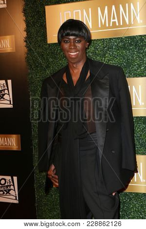 LOS ANGELES - FEB 27:  J Alexander at the 6th Annual ICON MANN Pre-Oscar Dinner at Beverly Wilshire Hotel on February 27, 2018 in Beverly Hills, CA