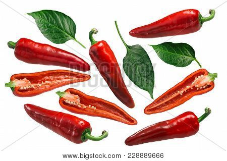 Dulce Italiano Peppers, Paths