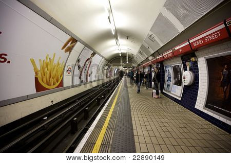 London Underground Tube