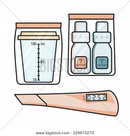 Doping Control, Urinalysis Equipment, Tools - Sample Collection Vessel And Kits, Refractometer For U