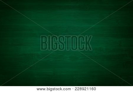 St Patricks Day Green Wooden Wall Background.