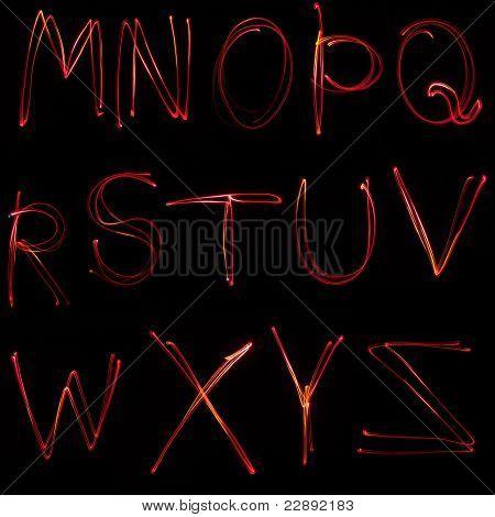 Neon ABC