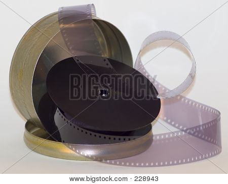 Film With Cannister