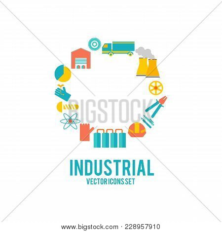 Design Decorative Icons Collection Poster On White Background Including Cartoons Under The Words Ind