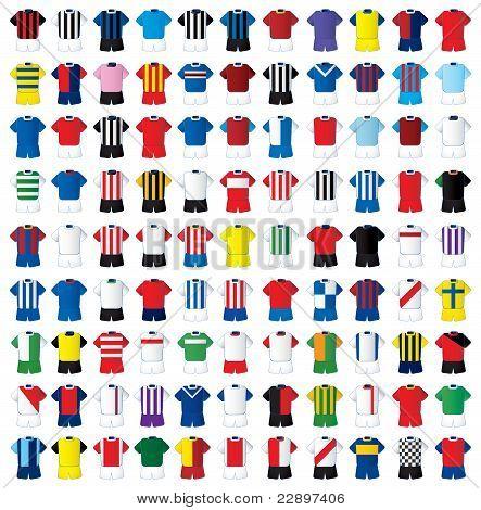 99 FOOTBALL SHIRTS
