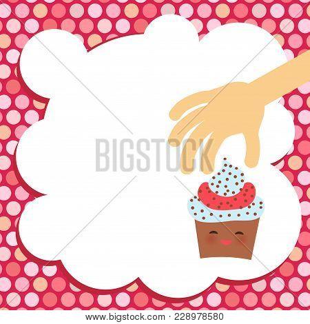 cupcake banner template