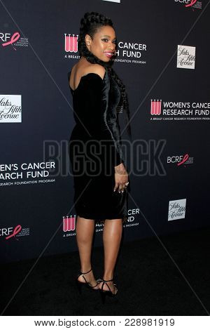 LOS ANGELES - FEB 27:  Jennifer Hudson at the An Unforgettable Evening at Beverly Wilshire Hotel on February 27, 2018 in Beverly Hills, CA