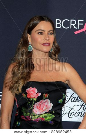 LOS ANGELES - FEB 27:  Sofia Vergara at the An Unforgettable Evening at Beverly Wilshire Hotel on February 27, 2018 in Beverly Hills, CA