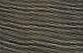 Texture of dark industrial nylon fabric - aviation tarpaulin close up, which used in industry, for making sport and tourist clothes and equipment. Beautiful background for any design poster