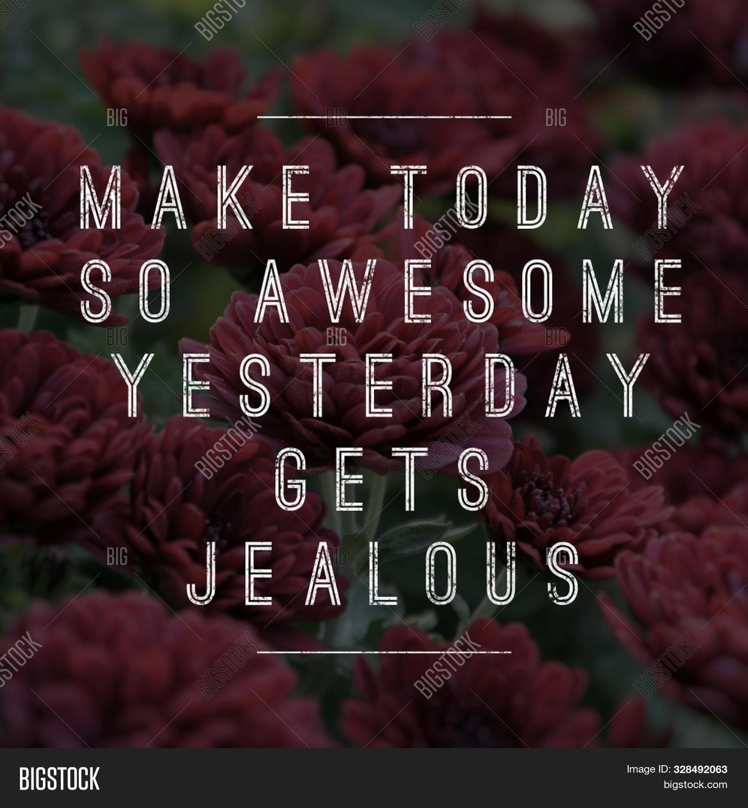 Positive Quotes Best Image Photo Free Trial Bigstock