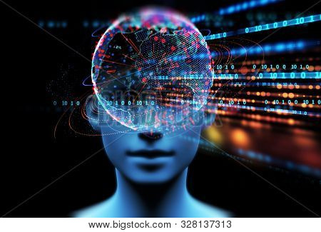 Conceptual Background Of Artificial Intelligence , Humans And Cyber-business  On Programming Technol