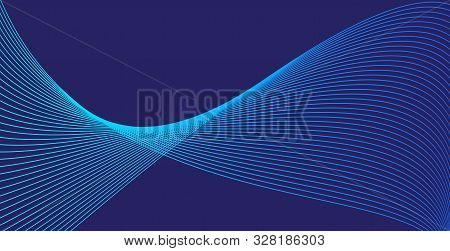Purple Blue Background Of Gradient Smooth Background Texture On Elegant Rich Luxury Background Web T