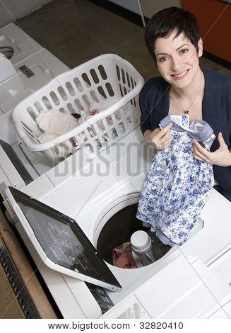 Fun At The Laundromat