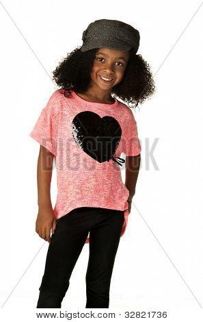 african (20%); girl (20%); american (17%); kid (17%); child (10%)