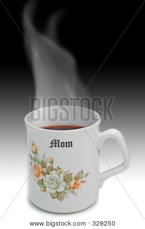 Hot Tea For Mom