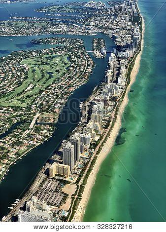 Aerial Tropical Coasts