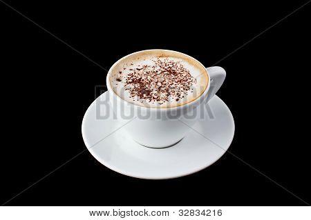 Coffee cappuccino, latte