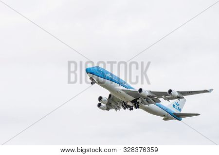 747, 747-400, Aeroplane, Aircraft, Airline, Airliner, Airplane, Airport, Amsterdam, Aviation, B747,