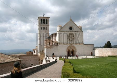 St Francis Of Assisi_