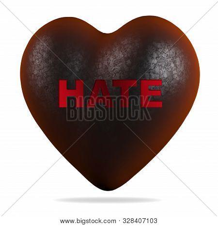 Dark Heart With