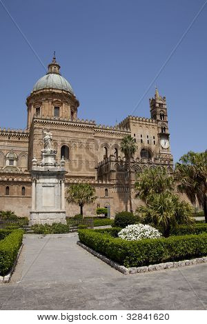 Cathedral of Palermo, Sicily